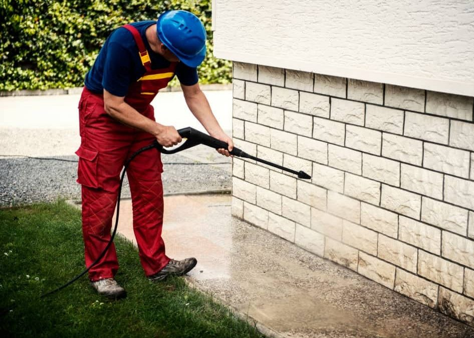Top 5 Reasons To Have Your Home Pressure Washed